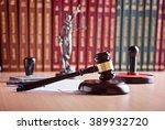 Court Judge's Gavel  Themis  ...