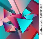 vector polygonal material...