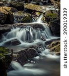 A Long Exposure Of A Small...
