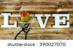 healthy eating | Shutterstock . vector #390027070