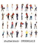 together we stand united...   Shutterstock . vector #390081613