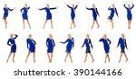 composite photo of woman in...   Shutterstock . vector #390144166