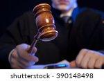 judge. male judge in a...   Shutterstock . vector #390148498