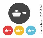 pot icon | Shutterstock .eps vector #390155668