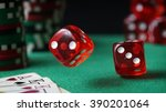 red dice  casino chips  cards...