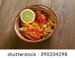 Small photo of Coconut Jollof Rice.African Rice