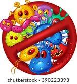 Cartoon Stop Virus