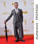 Small photo of LOS ANGELES, CA - SEPTEMBER 20, 2015: Alan Cumming at the 67th Primetime Emmy Awards at the Microsoft Theatre LA Live.