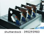 clone harddisk drives in... | Shutterstock . vector #390293983