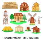 Farm Buildings And...