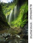 Small photo of Waterfall Mada kari pu ra location East Java