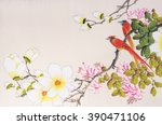Traditional Chinese Painting Of ...