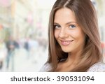 women. | Shutterstock . vector #390531094