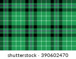 hibernian fc tartan fabric...   Shutterstock .eps vector #390602470