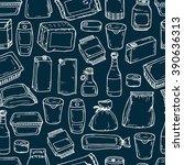 product packaging vector...   Shutterstock .eps vector #390636313