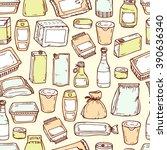 product packaging vector...   Shutterstock .eps vector #390636340
