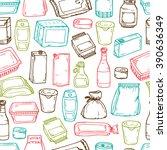 product packaging vector...   Shutterstock .eps vector #390636349