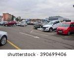 prague  the czech republic  12... | Shutterstock . vector #390699406