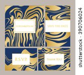 set of banners  flyers or... | Shutterstock .eps vector #390706024