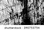 grunge black and white distress ... | Shutterstock .eps vector #390753754