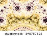 Abstract Star Like Circular...