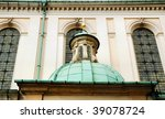 cathedral at wawel hill in...   Shutterstock . vector #39078724