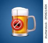 picture of beer | Shutterstock .eps vector #390821404