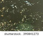 green weathered metal texture.... | Shutterstock . vector #390841273