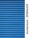 background of a blue shutter... | Shutterstock . vector #390846439