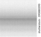 abstract halftone. black dots... | Shutterstock .eps vector #390880390