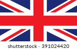 uk flag | Shutterstock .eps vector #391024420