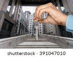 real estate. | Shutterstock . vector #391047010