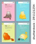 animal banner with cat story...