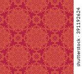 abstract seamless pattern.... | Shutterstock .eps vector #391192624