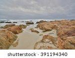 Asilomar State Beach  Monterey...