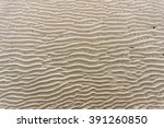 beautiful wavy sand texture....   Shutterstock . vector #391260850