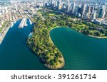 Aerial View Sydney Royal...