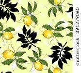 seamless creative pattern on... | Shutterstock .eps vector #391279060