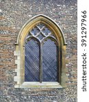Arched Church Window  England ...