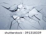 abstract 3d rendering of...   Shutterstock . vector #391318339