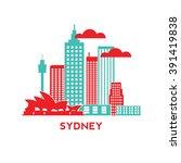 Sydney City Architecture Retro...
