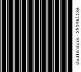 vector seamless monochrome... | Shutterstock .eps vector #391461136
