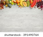 Healthy Food Background. Studi...