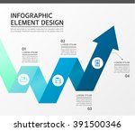 business info graphics | Shutterstock .eps vector #391500346