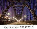 hamburg historical bridge   Shutterstock . vector #391509316