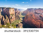 Nature Landscape Of Zion...