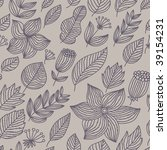 seamless floral pattern for... | Shutterstock .eps vector #39154231
