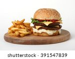 Burger Double Beef    American...