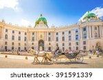 Alte Hofburg, Vienna, Austria,