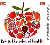 Red Is The Color Of Health ...